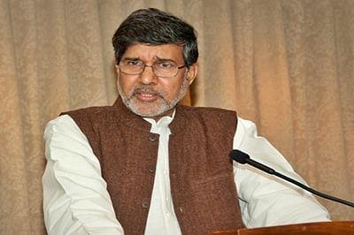 Kailash Satyarthi first Indian to receive Harvard humanitarian award