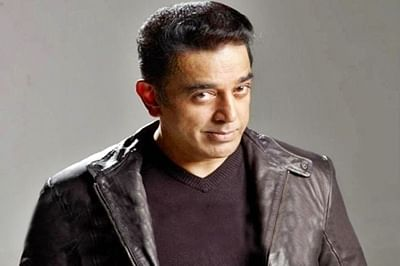 Kamal Haasan starts shooting for 'Sabaash Naidu'