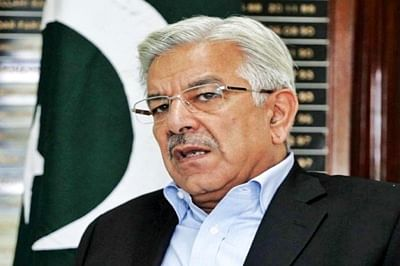 Avoid n-weapon talk, Daily tells Pakistani minister Khawaja Asif