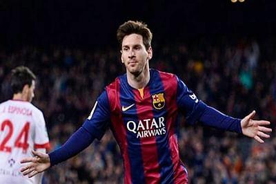 Lionel Messi: I don't compete with Cristiano Ronaldo