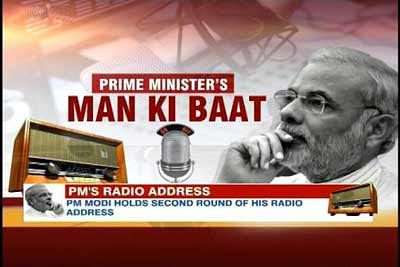 Election Commission nod to PM's 'Mann Ki Baat', but with riders