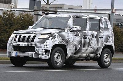 Mahindra bets big through launch of compact SUV TUV300