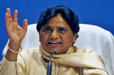 NRHM scam: Mayawati accuses Centre of misusing CBI