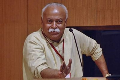 Indians known as Hindus when they go abroad, says Bhagwat