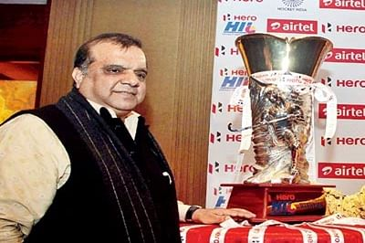 Narinder Batra's demand is excuse to bar players from HIL