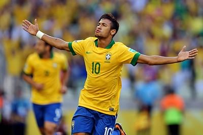Neymar to miss World Cup qualifiers