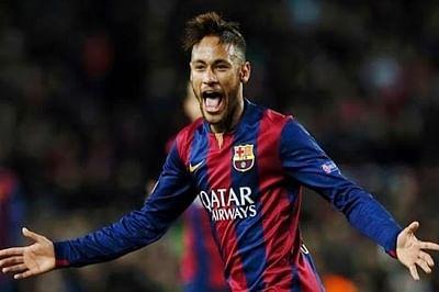 Neymar admits Manchester United conversations