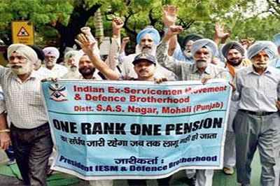 OROP: What veterans want