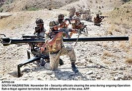 Pakistan claims Haqqani network almost wiped out