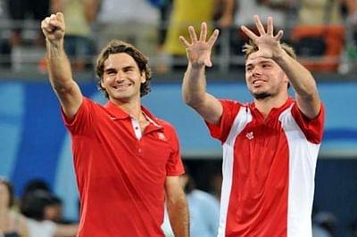 Roger Federer subdues Stanilas Wawrinka to set up US Open showdown with Djokovic