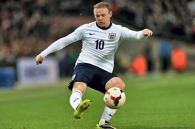 Tearful Wayne Rooney nets record 50th England goal