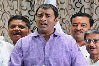 BJP leader Sangeet Som rejects Justice Vishnu Sahay Committee Muzaffarnagar riots report