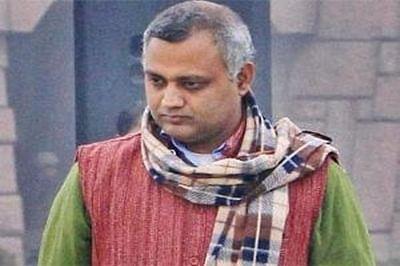 HC seeks response of Somnath Bharti, police on bail cancellation plea
