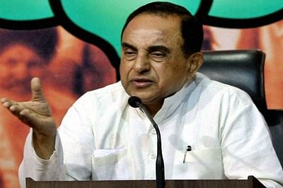 Cricket is Jaitley's 'private duty': Subramanian Swamy