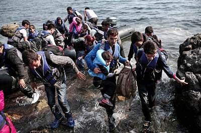 2,000 fleeing Syrians drowned in Mediterranean