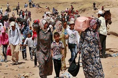 Refugees: A humanitarian crisis