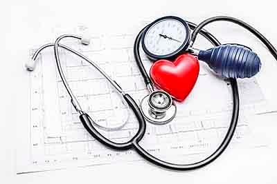 BP management can reduce heart failure