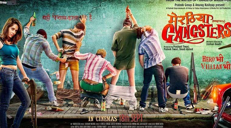 Movie Review: Meeruthiya Gangsters – Wayward gangster crap!