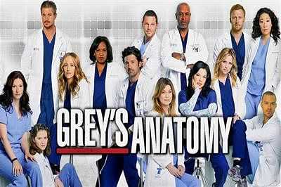 'Grey's Anatomy' most buzzed TV show on Twitter