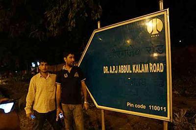 'Pakistan -born Muslim mooted renaming of Aurangzeb Road'