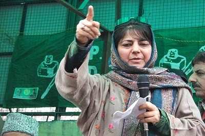 BJP to decide on extending support to Mehbooba