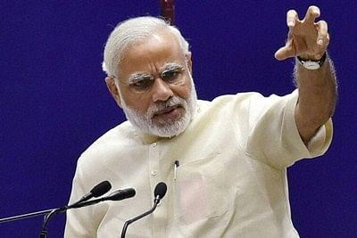 PM Modi asks BJP MPs to play lead role in development of constituency
