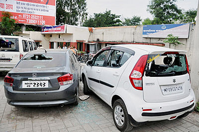 Army jawans attack police station in Indore