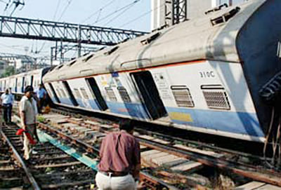 WR completes restoration work on derailed coach, finally