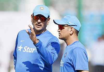 'If Dhoni is good enough to play for India, don't mess around with that': Ravi Shastri