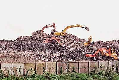 In a first, waste from Kanjurmarg dump will be used to produce fuel