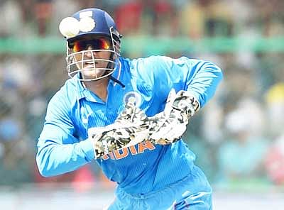 Dhoni will not let Indian cricket down