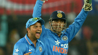 'I choose to join you in this journey': After MSD Suresh Raina, announces retirement from international cricket