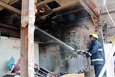 Woman, two children killed in a cylinder blast in Chhattisgarh's Raigarh district