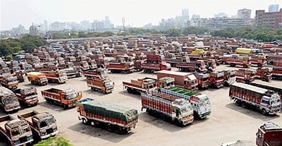 Truckers' strike: Siyaganj to remain close today