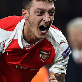 Is China responsible for Mesut Ozil being blanked out from Arsenal?