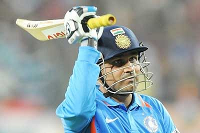 Virendra Sehwag's last act