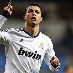Cristiano Ronaldo leaves fuming