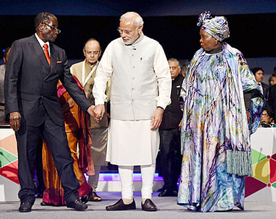India to widen engagement with  Africa, give $10 bn more credit