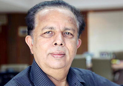Ex-ISRO chief Madhavan Nair