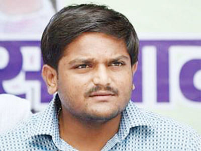 Hardik Patel announces  formation of new group