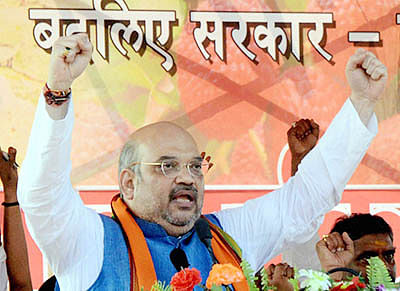 Mumbai: Amit Shah will be in city on Sunday