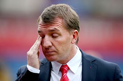 Liverpool boss Rodgers sacked