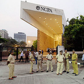 Fishermen wants NCPA Talkies garden shifted
