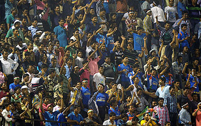 Commentator Gavaskar  can't decide on venue: OCA