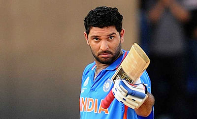 Yuvraj: Will play as long as I  continue to enjoy the game
