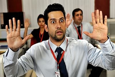 It's difficult to shoot adult-comedy, says Aftab