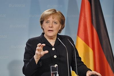 Germans 'probably' among victims of Istanbul attack: Merkel