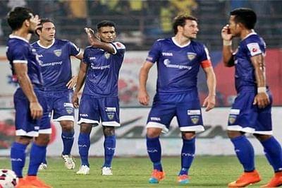 Chennaiyin, Blasters in crunch ISl tie