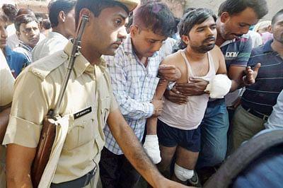 Anti-Dalit mindset of saffron bared: Congress