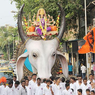 Mumbai's Durga Puja: Divinity is unapologetically female